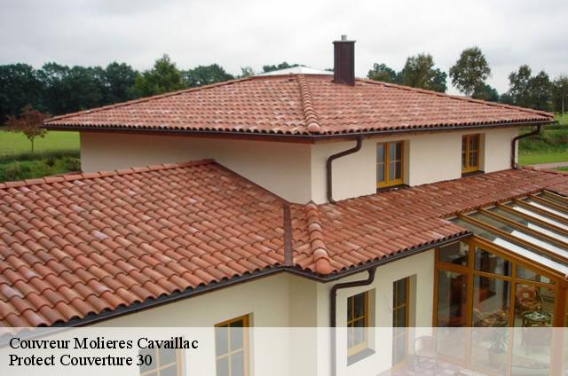 Couvreur  molieres-cavaillac-30120